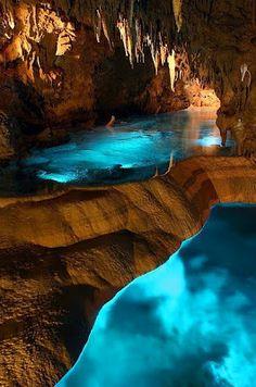 japan cave