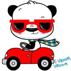 Ideas For Funny Illustration Kids Drawings Panda Love, Cute Panda, Panda Emoji, Funny Pranks For Kids, Funny Walmart Pictures, Cutest Animals On Earth, Panda Art, Panda Panda, Funny Cartoon Quotes