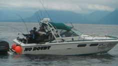 Here is one of our boats for our fishing charters in Canada. Fishing Charters, Sport Fishing, Vancouver Island, Boats, To Go, Canada, Ships, Boat, Ship