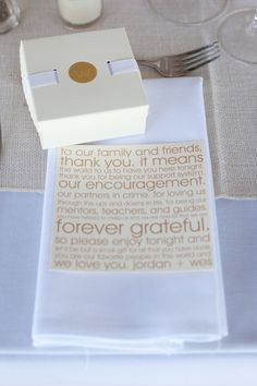 Would love to have this!   wedding thank you
