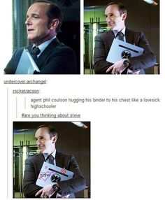 Oh Coulson