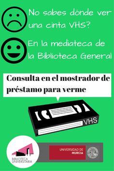 Visionado de VHS