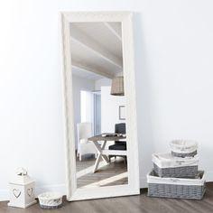 Miroir blanc Valentine