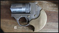 Weaponeer Forums: My recent Pepperbox Pistols