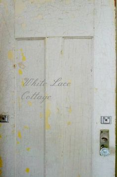 Junking - White Lace Cottage