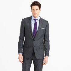 Ludlow suit jacket in Italian cashmere