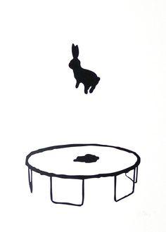 HAM-Bouncing-Rabbit