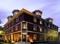 The Great George Inn, Charlottetown, PEI a fantastic place to stay...........