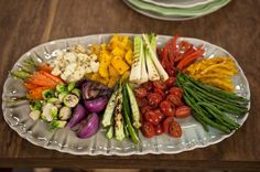 Legumes grelhados | Panelinha - Receitas que funcionam