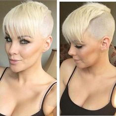 What do you think of her cut?