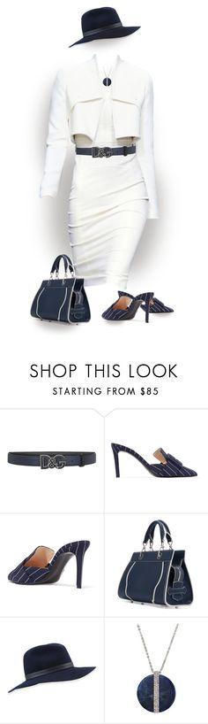 """Matching Altuzarra Bag and Shoes"" by lorrainekeenan ❤ liked on Polyvore featuring Dolce&Gabbana, Elie Saab, Altuzarra, rag & bone and Swarovski"