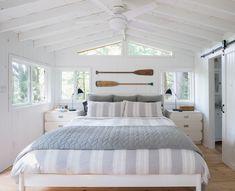 cottage bedroom. design: Margot Austin. photo: Alex Lukey for House & Home