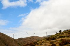 Isla Bonita The little island that could is going 100 percent renewable  By Sam Bliss  El Hierro stands mere months away from its all-renewable goal, thanks to a wind farm that stores excess energy in a connected water turbine system.