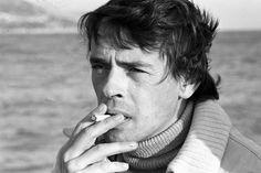 Jacques Brel interviewé sur son bateau à Menton