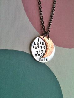 :) i want one, ...i end my letters and text this to my hubby