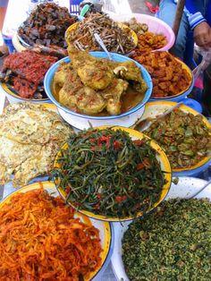 Balinese Festival Food. www.BaliFloatingLeaf.com