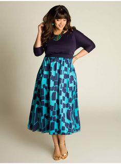 Katelyn Dress in Twilight Blue                                                                                                                                                      More