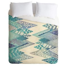 RosebudStudio Take Me To The Mountains Duvet Cover | DENY Designs Home Accessories