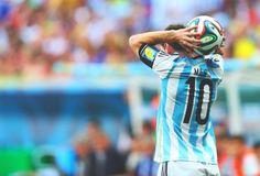 Lionel Messi // #ARG pic.twitter.com/MCciayn2n7