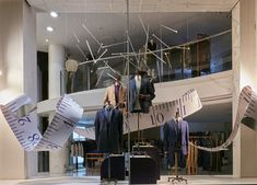Jaeger - Made to Measure - Retail Focus - Retail Blog For Interior Design and Visual Merchandising