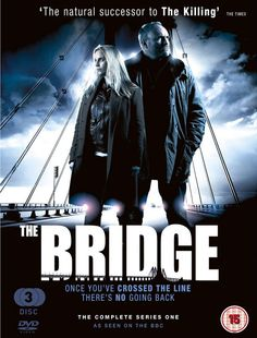 Another excellent Scandi Noir series - The Bridge (BBC4), with the quirky but endearing Saga Norén as the female lead.