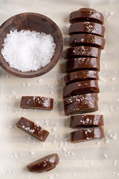 Salted demerara caramel by cindyrahe, via Flickr