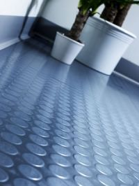 Restaurant Kitchen Non Slip Flooring rubber kitchen floor tiles | bathroom floor | rubber flooring