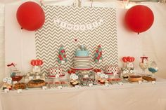 24 First Birthday Party Ideas & Themes for Boys | Spaceships and Laser Beams