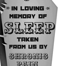 Fibromyalgia and the impact on sleep
