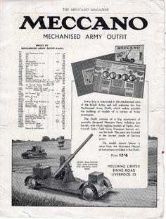Meccano Magazine June 1940