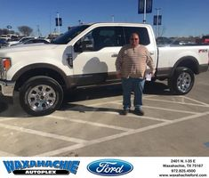 Waxahachie Ford Customer Review  Best place to do business hands down and Justin makes it fun to buy a truck!  Lonny, https://deliverymaxx.com/DealerReviews.aspx?DealerCode=E749&ReviewId=55582  #Review #DeliveryMAXX #WaxahachieFord