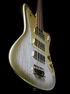 Deimel Firestar Bass »Desert Sunburst«