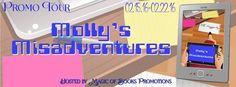 Mollys Misadventures  D.E. Haggerty