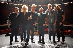 Photo © 2013 David Bergman / www.BonJovi.com/prints -- Bon Jovi performs at the Bell Centre in Montréal, QC on November 8, 2013.