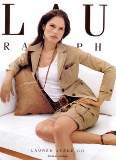 Pin for Later: Happy Birthday, Ralph Lauren! Here's to Your Most Iconic Ad Campaigns Ralph Lauren's Iconic Ad Campaigns Ralph Lauren Safari, Polo Ralph Lauren, Ralph Lauren Style, Capsule Wardrobe Women, Safari Outfits, Logos Retro, Blazers, Safari Chic, Summer Looks