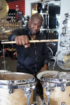 John Blackwell Signature Sticks