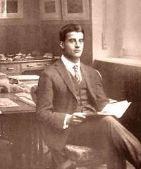 Bl. Pier Giorgio Frassati - he supported over a hundred families, often paying their rent.  He brought his friends to adoration even though they fell asleep, he would adore our Lord.