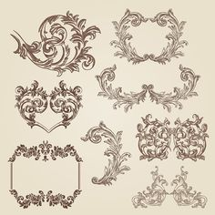 Vintage decorative borders and frames with corners vector - https://gooloc.com/vintage-decorative-borders-and-frames-with-corners-vector/?utm_source=PN&utm_medium=gooloc77%40gmail.com&utm_campaign=SNAP%2Bfrom%2BGooLoc