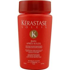 Kerastase - Soleil Bain Apres-Soleil Anti Photodamaged Shampoo For Color Treated Hair 8.5 Oz by Kerastase * This is an Amazon Affiliate link. To view further for this item, visit the image link.