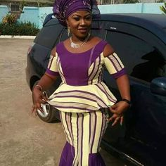 Trendy ideas for latest african fashion look 490 African Fashion Designers, Latest African Fashion Dresses, African Dresses For Women, African Print Fashion, Africa Fashion, African Wear, African Attire, African Women, African Outfits