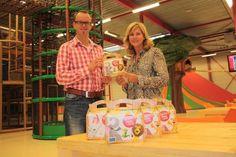 Sponsor van Make A Wish - Het KidsZooKrachtMenu steunt zieke kinderen