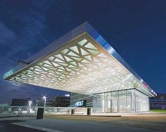 architectural cantilevers
