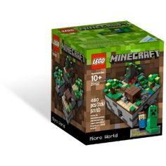 LEGO Minecraft 21102 --- http://www.amazon.com/LEGO-6021886-Minecraft-21102/dp/B007PVHMCG/?tag=mydietpost-20