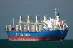 Pacific Basin - Bulk Carrier ship
