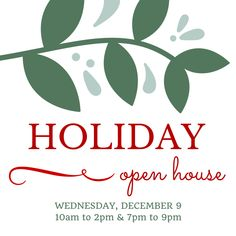 Holiday Open House - Essential Oil Goodies & Gifts - Real Food Carolyn