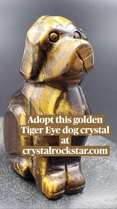 Lab Puppies, Cute Puppies, Cute Dogs, Golden Tiger, Stone Sculpture, Animal Totems, Goldendoodle, Stone Carving, Dog Art