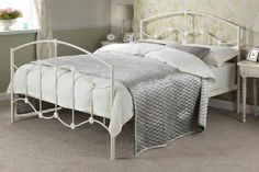 Primrose Metal Bed