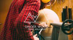 Woodturning -  Ginger Wood Franz Keilhofer