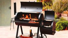 Best Reverse Flow Smoker Reviews 2018 – Ultimate Buyer's Guide Offset Smoker, Happy Family, Flow, Healthy, Outdoor Decor, House, Haus, Health, Homes