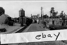 1459 AT WALLINGFORD RAILWAY STATION OXFORDSHIRE PHOTOGRAPH BRITISH RAILWAYS-1958